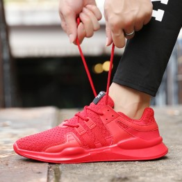 2018 high quality breathable mesh running shoes for man brand comfort designer male sneakers adults trainers jogging size 39-46